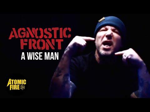 AGNOSTIC FRONT - A Wise Man' featuring Matt Henderson