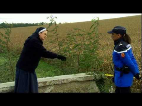Geraude Ayeva Derman - Gendarmette Leïla - Soeur Thérèse.com