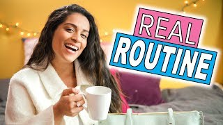 My REAL Morning Routine | Get Ready With Me!