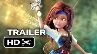 Nonton Tinkerbell And The Pirate Fairy Official UK Trailer (2014) - Tom Hiddleston Movie HD Film Subtitle Indonesia Streaming Movie Download