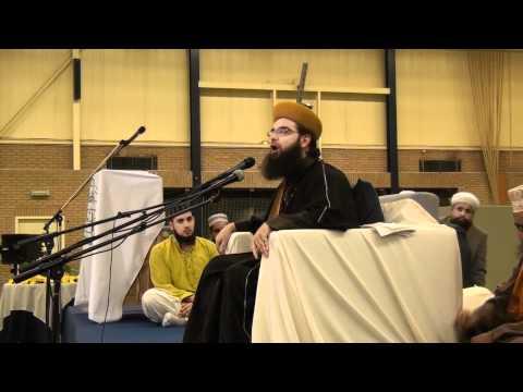 Taj Ul Ulema Syed Noorani Miyan Naat & Taqrir Eindhoven  Holland 2011