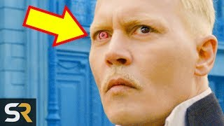 Video 10 Fantastic Beasts Theories That Might Actually Be True! MP3, 3GP, MP4, WEBM, AVI, FLV November 2018