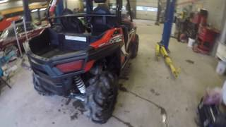 8. 2016 Polaris RZR Trail Washing Tips And Review