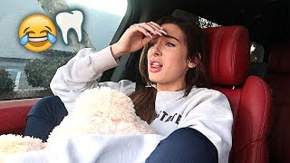 Video SHE GOT HER WISDOM TEETH PULLED OUT!! *FUNNY SURGERY AFTERMATH* | FaZe Rug MP3, 3GP, MP4, WEBM, AVI, FLV Mei 2019