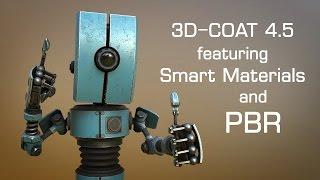 Обзор основных возможностей программы 3D Coat