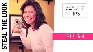 Dica de Make | Blush - STEAL THE LOOK Beauty Tips by Bianca Duarte