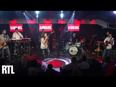 IRA. - Zaz - On ira en live dans le Grand Studio RTL.