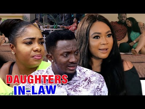 Daughters In-Law Season 1&2 - New Movie 2019 Latest Nigerian Nollywood Movie Full HD