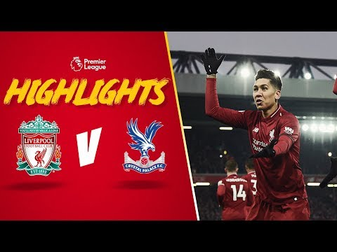 Salah Double Keeps Reds Top | Liverpool 4-3 Crystal Palace | Highlights