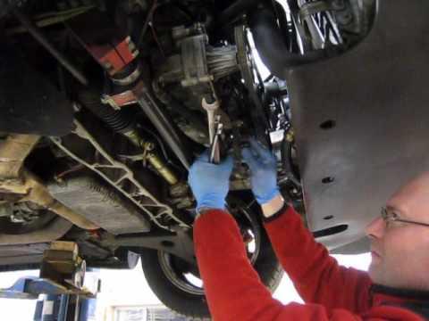 Porsche 944 Turbo Water Pump Change – part 1.wmv