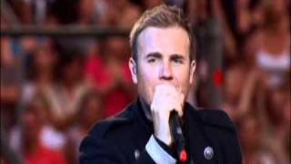 Take That - Back for good (The Circus tour Wembley 6part) HD