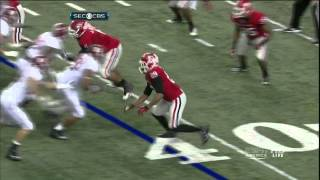 Jarvis Jones vs Alabama (2012)