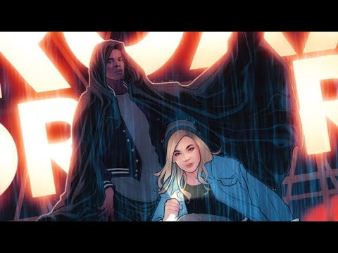 Marvel Cloak and Dagger: Tandy and Tyrone - radioactive (Music Video)