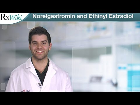 Norelgestromin and Ethinyl Estradiol are Used to Prevent Pregnancy - Overview