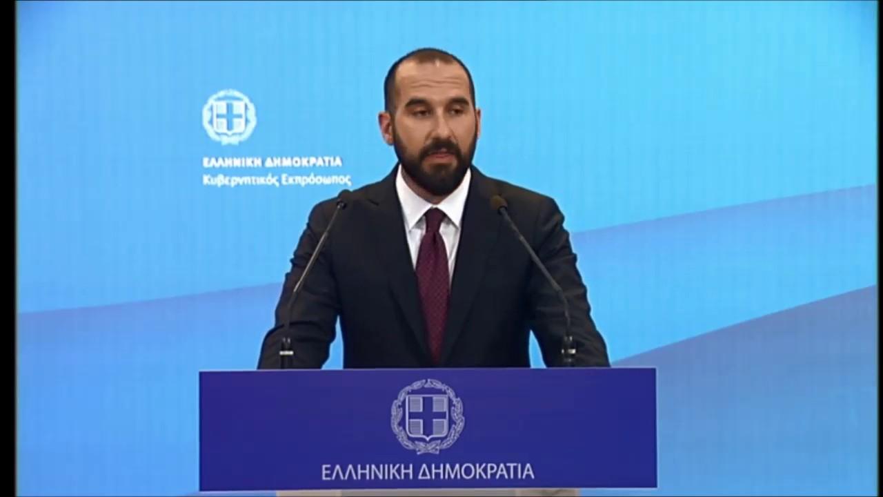 Δ. Τζανακόπουλος: Η χαιρεκακία Μητσοτάκη για τους συμβασιούχους