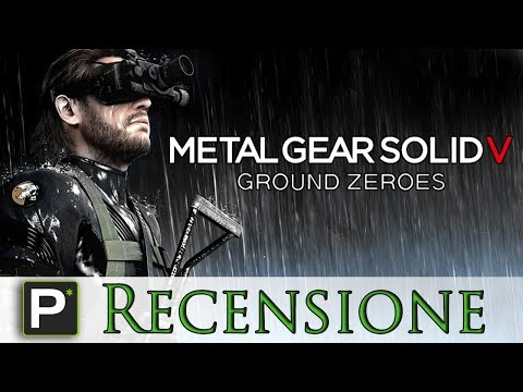 Metal Gear Solid: Ground Zeroes | Recensione