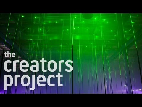 Forests - Using drones, laser beams, projection mapping, and custom tools, Marshmallow Laser Feast explores new canvases by creating interactive, real-time, magical ex...