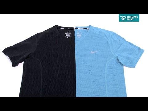 Nike DRI-FIT COOL MILER LAUFSHIRT