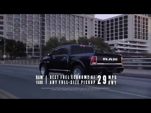 "2016 RAM ""Urban Race"" Commercial - Los Angeles, Cerritos, Downey, Huntington Beach CA - NEW FULL LINEUP"