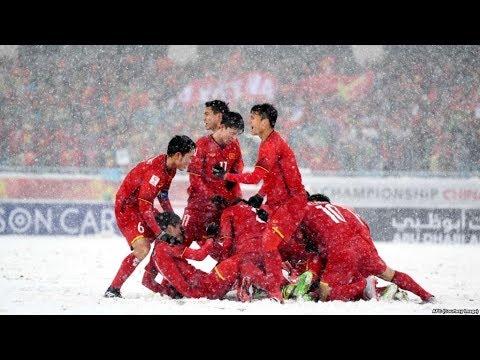 U23 Việt Nam  - Con đường đến vinh quang (Road to Glory) - Thời lượng: 11:28.