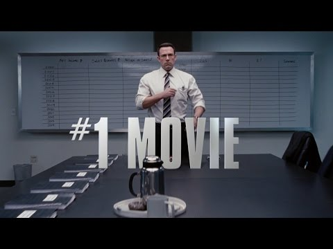 The Accountant (Now Playing TV Spot 2)