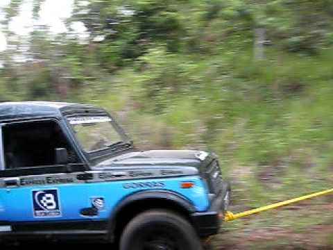 Suzuki Samurai Vs Defender