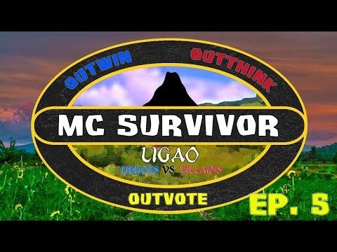 Minecraft Survivor Season 6 Episode 5: Big Kumbaya