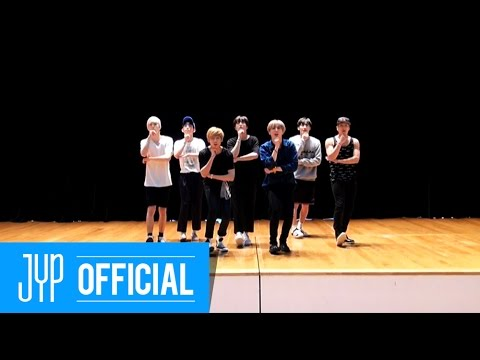 GOT7 show off their slick…