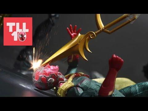 Infinity War Part I: Team Cap - Stop-Motion Film Series