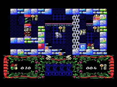 Video Teodoro no sabe volar version MSX
