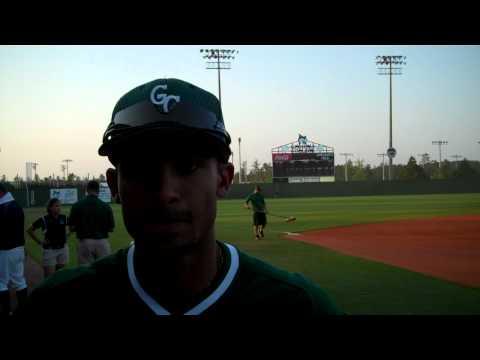 Bobcat Baseball Postgame 4/19 Ikaika Anderson