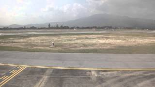 Take Off At Chiang Mai International Airport (Chiang Mai Thailand)