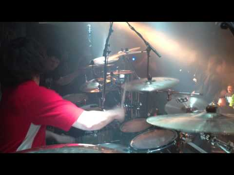 After The Burial - Berzerker Dual Drums Feat. Mike Malyan Of Monuments