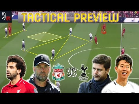 Liverpool VS Tottenham Tactical Preview (+Voice Over) Who Will Win The Champions League?