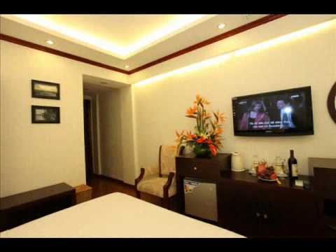 Wideo Hanoi Paradise Hotel Hang Bac
