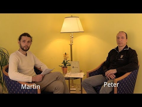Das erste Video-Interview nach Peter's Haftentlassung