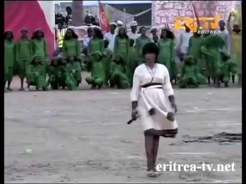 """""""TSEBA TISH'ATE LAM"""" - Faytinga singing Live in Gash Barka, Eritrea, May-2013"""