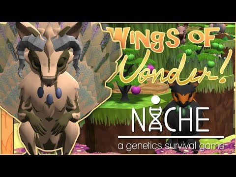 A Frustratingly Silent Flock 🐦Niche: Wings of Wonder • #15