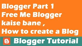 Blogger Part 1 - Free Me Blogger kaise bane , How to create a BlogHow To make blog.NoCopyrightSounds: Music Without Limitations.Song: T-Mass - Bow and Arrow [NCS Release]Music provided by NoCopyrightSounds.Watch: https://youtu.be/xzX4PWZT3A0Download/Stream: http://ncs.io/BowandArrowYOFtb MadeSimple9662A,friendtechboard B662A,Friend Tech Board C662A,Exclusive Tutorial Videos And Unique Tips And Tricks By friendtechboard made simple, Share on Facebook and tag @friendtechboardConnect with Me on -Email: friendtechboard@gmail.comFacebook: https://facebook.com/friendtechboardInstagram: https://instagram.com/friendtechboardTwitter: https://twitter.com/friendtechboard