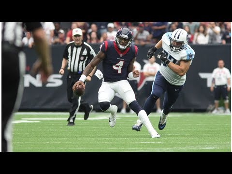 NFL Preseason, Week 1: Texans-Chiefs — 4 Things To Watch For
