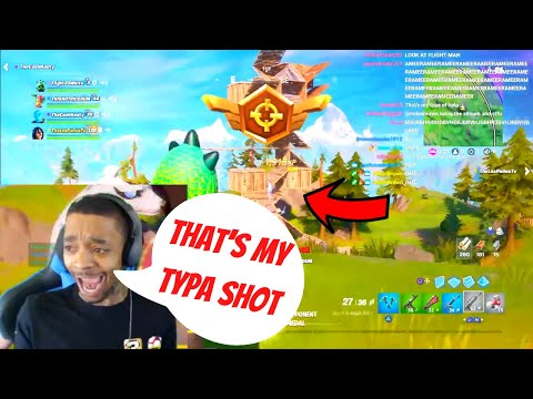 FlightReacts FUNNIEST FORTNITE RAGES and EPIC MOMENTS! 😂