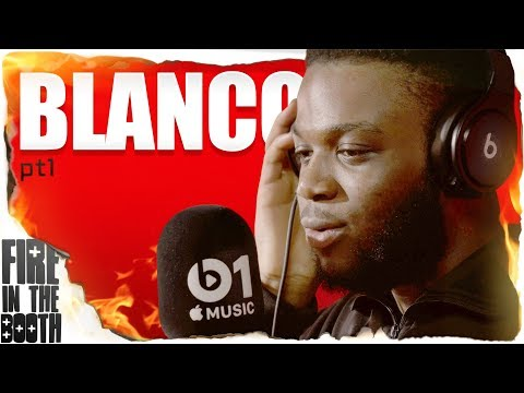Blanco – Fire In The Booth pt1