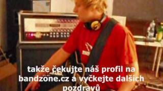 Video 02 Nahrávání EP 2009 - Matěj Š.
