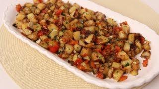 Homemade Potato Hash Recipe - Laura Vitale - Laura In The Kitchen Episode 433