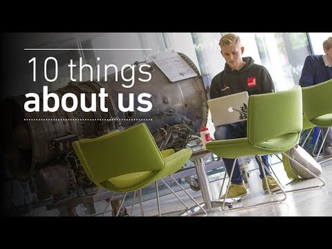 Staffordshire University: 10 Things you might not know about us