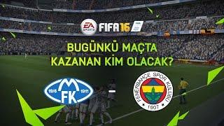 FIFA 16 - Molde FK - Fenerbahçe maç simülasyonu, EA Games, video games