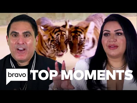 MJ & Reza Reveal Their Top 8 Moments from Shahs of Sunset
