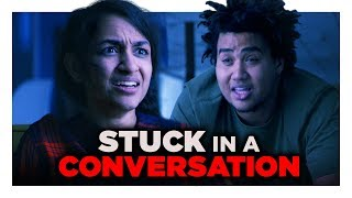 This Video Perfectly Embodies What It's Like To Be Trapped In A Conversation