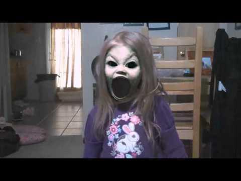 Maya's Scary Face.avi