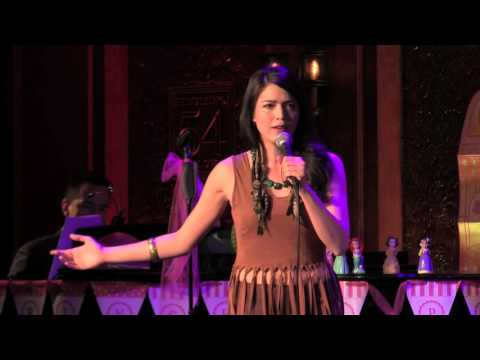 "Arielle Jacobs - ""Colors of the Wind"" (The Broadway Princess Party)"